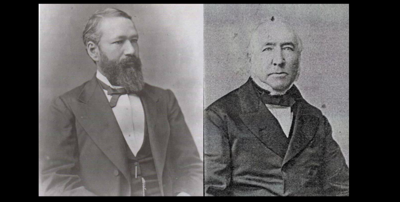 Plessy and Ferguson... can you tell which is which?